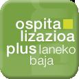 logo ospitalizazioa plus laneko baja